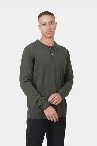 Merino Polo Shirt - COPE