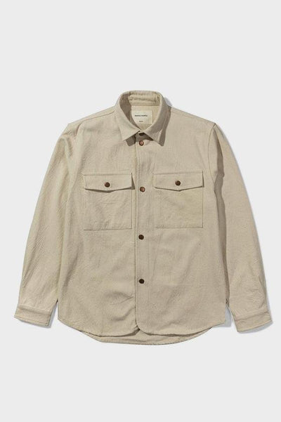 Salt & Pepper Overshirt - COPE