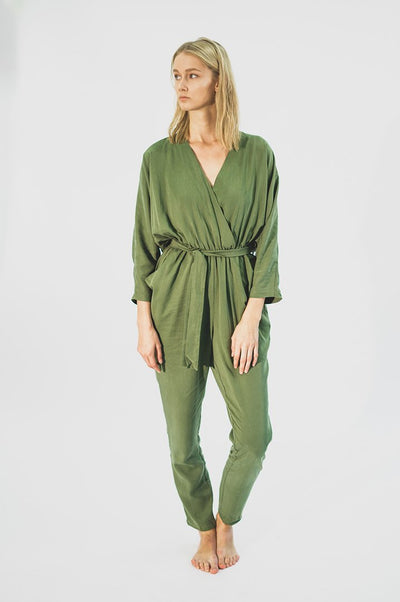 Tencel Jumpsuit - COPE