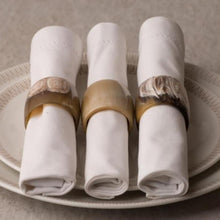 Load image into Gallery viewer, Napkin Rings – Set of Six