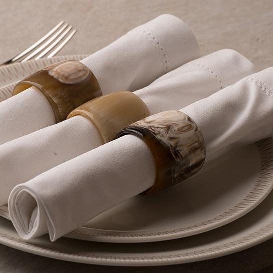 Napkin Rings – Set of Six