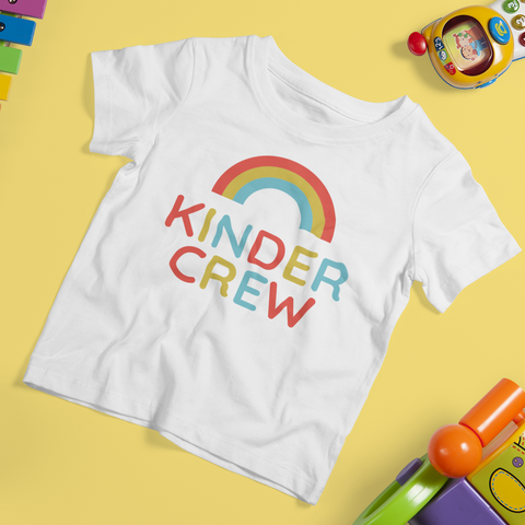 Kinder Crew Toddler T-Shirt