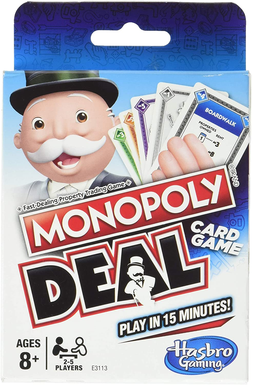 Monopoly game for family kids. A great game for nights and to spend time with family.