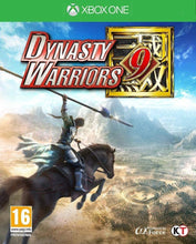 Load image into Gallery viewer, Dynasty Warriors is a series of hack and slash action video games created by Omega Force and Koei. The series is a spin-off of Koei's turn-based strategy Romance of the Three Kingdoms series.