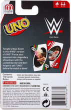 Load image into Gallery viewer, John Cena randy Orton Triple H Rock Batista WWE Card games