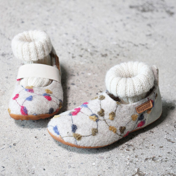 Guide to slippers - Wool