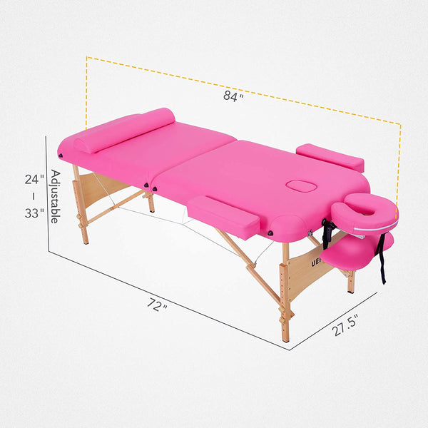 Nager Professional Folding Massage Bed Deluxe Model