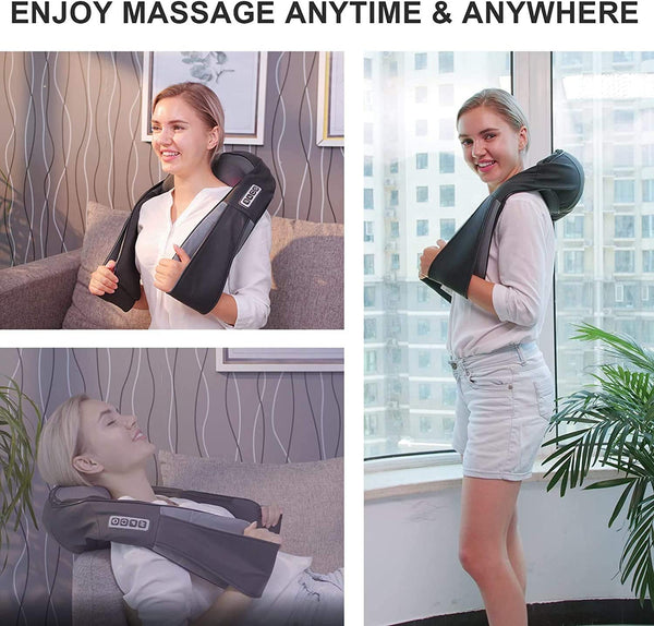 Nager Electric Back & Neck Massager
