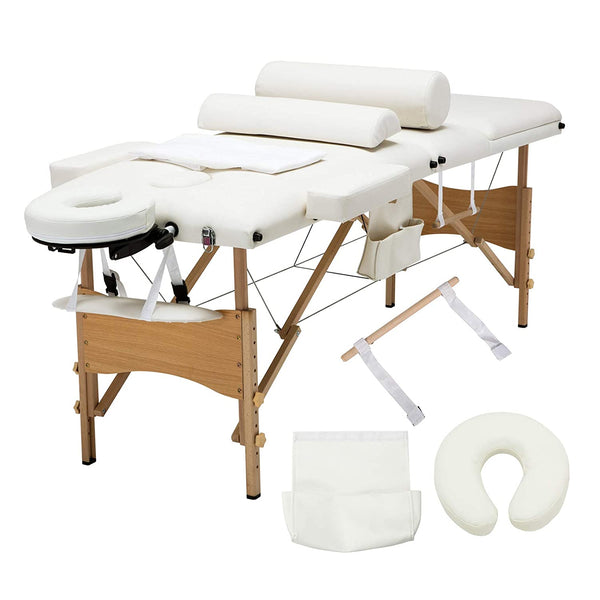 Nager Folding Professional Massage Bed Luxury-Model