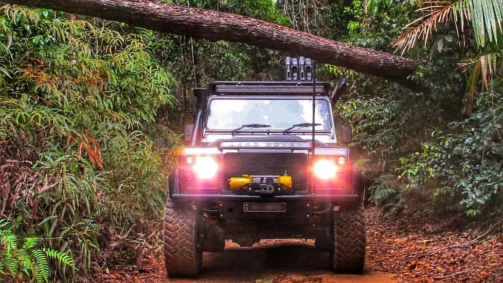 Sherpa 4x4 - Winches & 4WD Accessories
