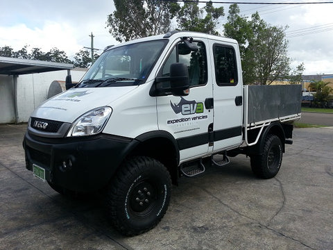 Expedition Vehicles Australia 4WD Truck