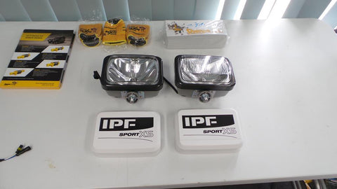 IPF 800XS 900XS Offroad Lights