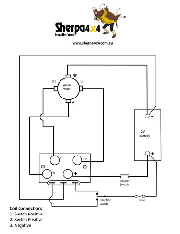 Winch Controller Wiring Diagram further Arb  pressor Wiring Harness moreover Wiring Diagram For Warn 9000 Winch furthermore Winch Solenoid Wiring Diagram further Warn M8274 50 Winch 167 P. on warn winch remote wiring diagram 3 wire