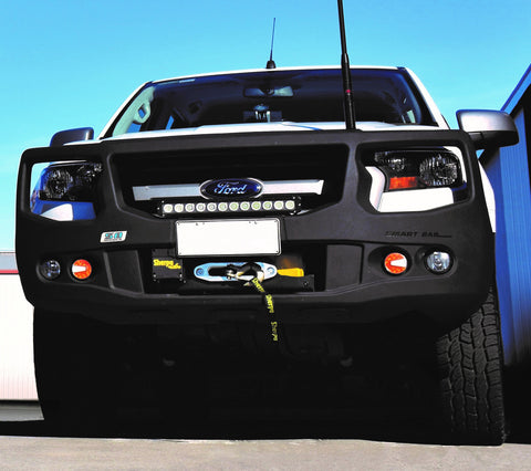 Ford Ranger Bullbar With Sherpa Winch