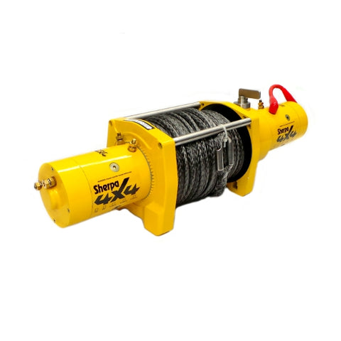 The Mule - 12v 17000lb 4WD Winch