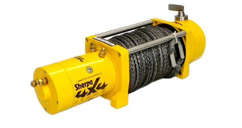 Sherpa 4WD Winches Australia Review