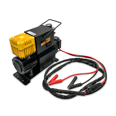 Sherpa 12V Air Compressor Battery Cables