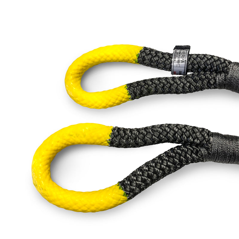 4wd kinetic recovery rope strap 4x4 sherpa bubba factor 55