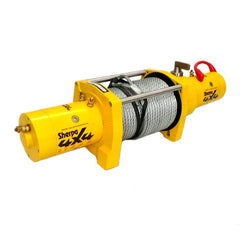 Dual Motor 17,000lb Cable Winch