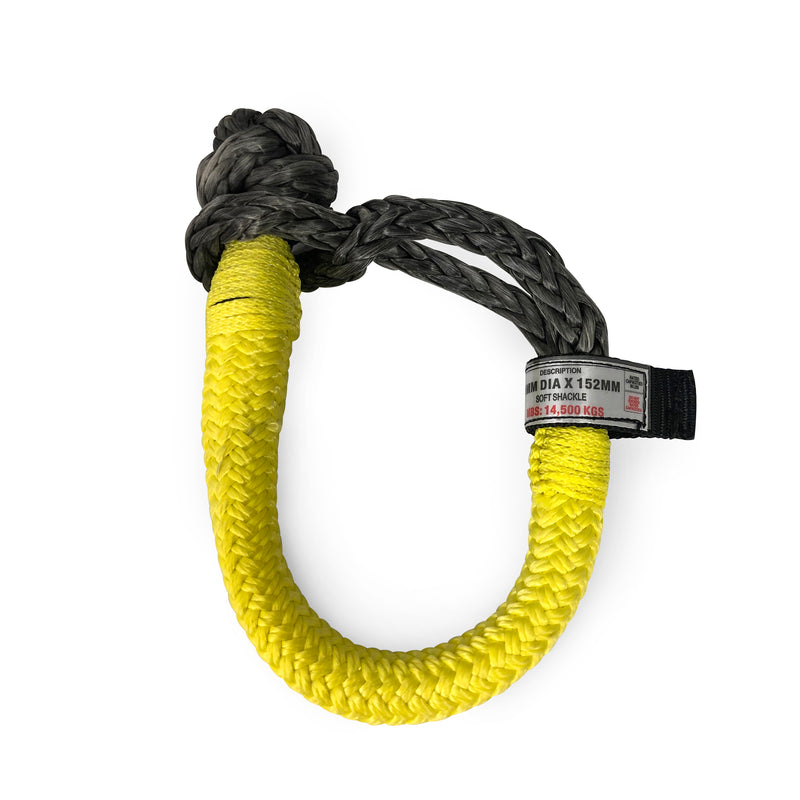 Soft Recovery Rope Shackles