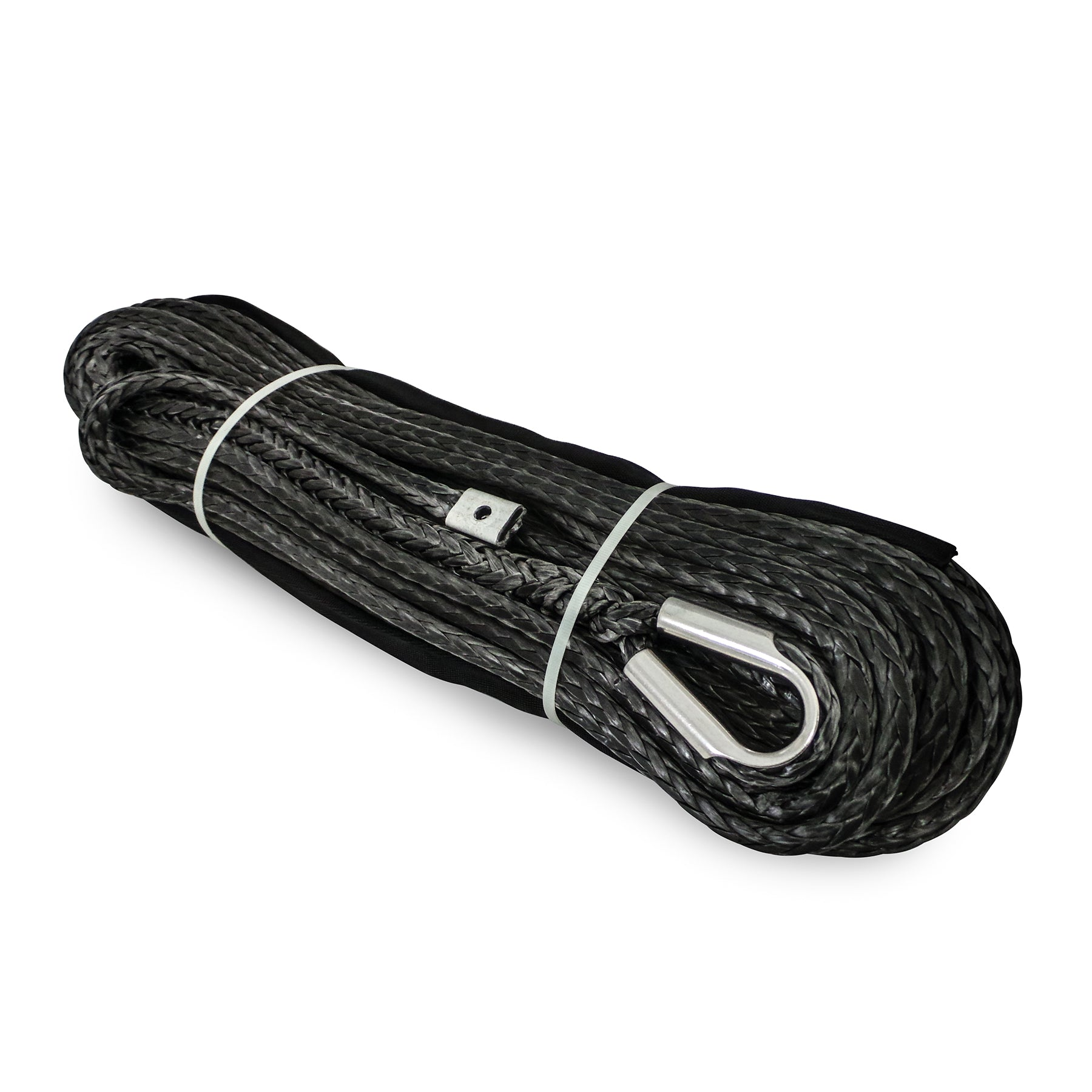 winch rope warn sherpa runva