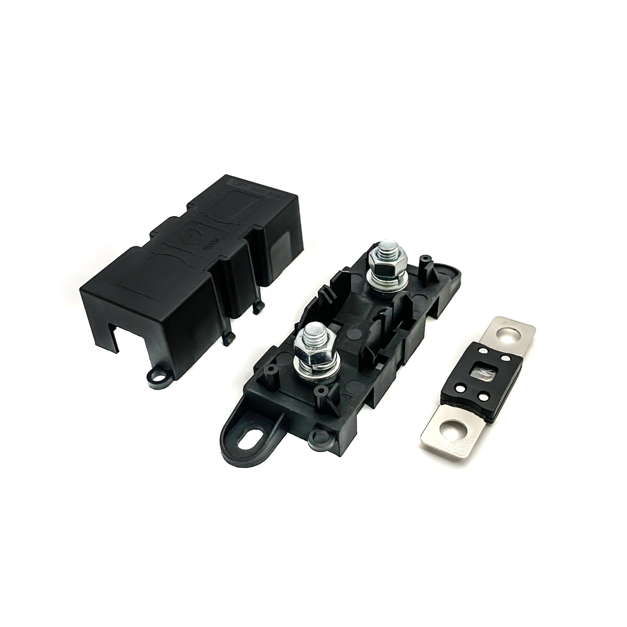 winch fuse and fuse holder 500A inline 4x4 electrical
