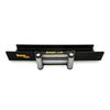 winch plate bracket with roller fairlead