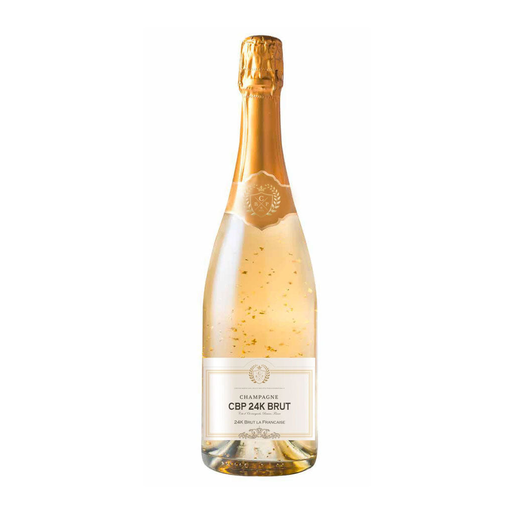 CBP Limited Edition 24k Gold Brut Champagne