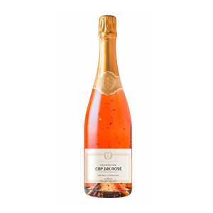 CBP Limited Edition 24k Gold Rosé Champagne