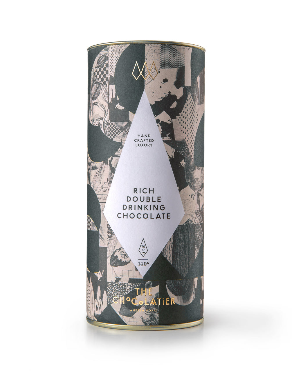 Rich Double Drinking Chocolate