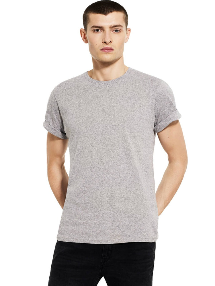 MEN'S ROLLED SLEEVE T-SHIRT -EP11