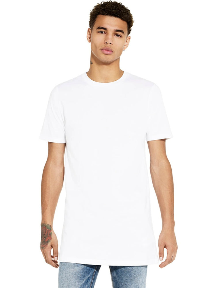 MEN'S LONG T-SHIRT