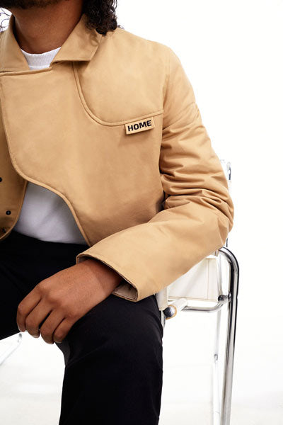 Canvas Jacket HOME Clothing