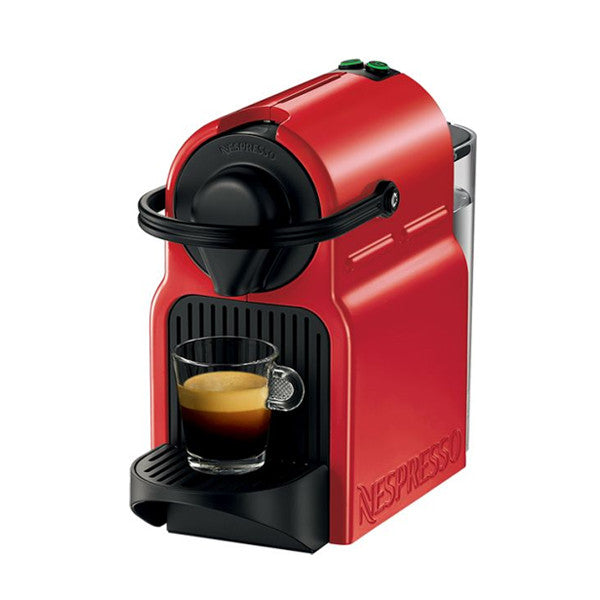 Coffee Machine Inissia C40 (Ruby Red)