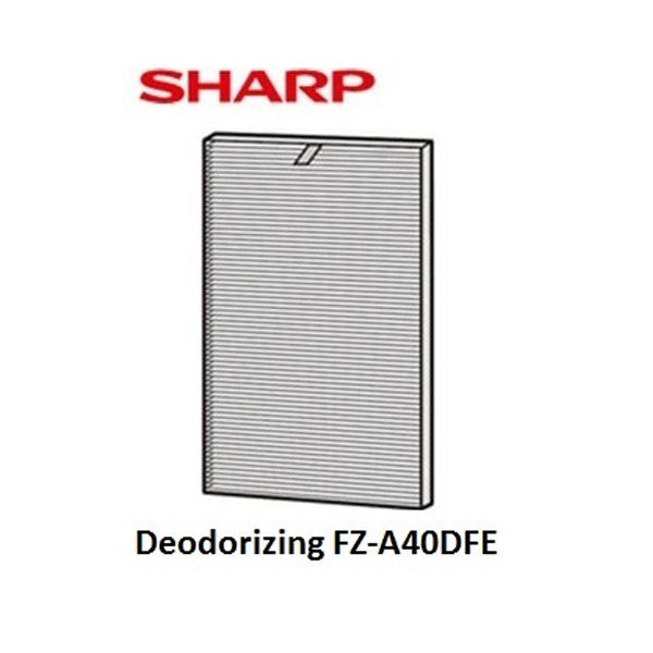Deodorizing Filter FZ-A40DFE