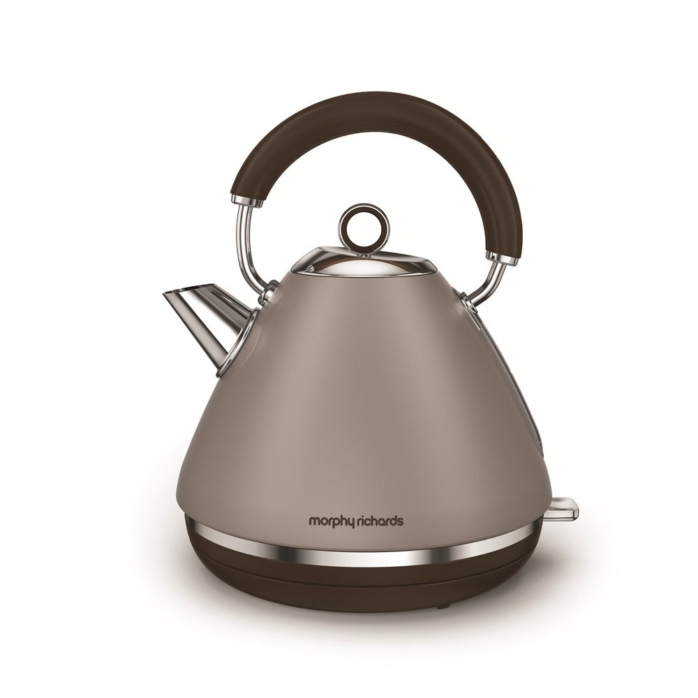 1.5L Accents Traditional Kettle (6 Colours)