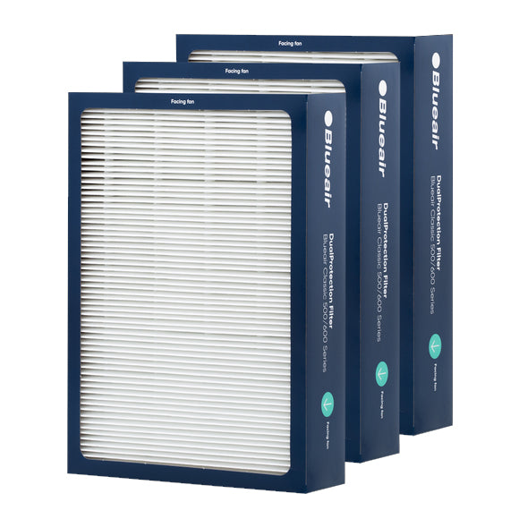 CLASSIC 500/600 SERIES DUALPROTECTION REPLACEMENT FILTER