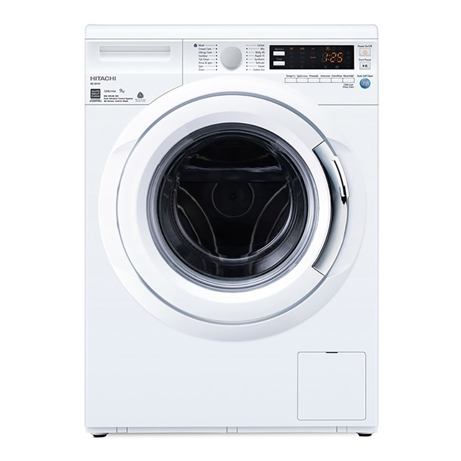 BD-90YAV 9KG FRONT LOAD WASHER (4 TICKS) + FREE GIFT BY AGENT