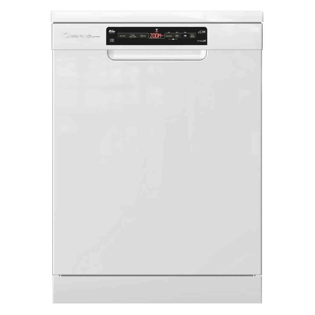 CDPN 2D360PW FREESTANDING DISHWASHER (3 TICKS) + FREE MICROWAVE OVEN BY CANDY