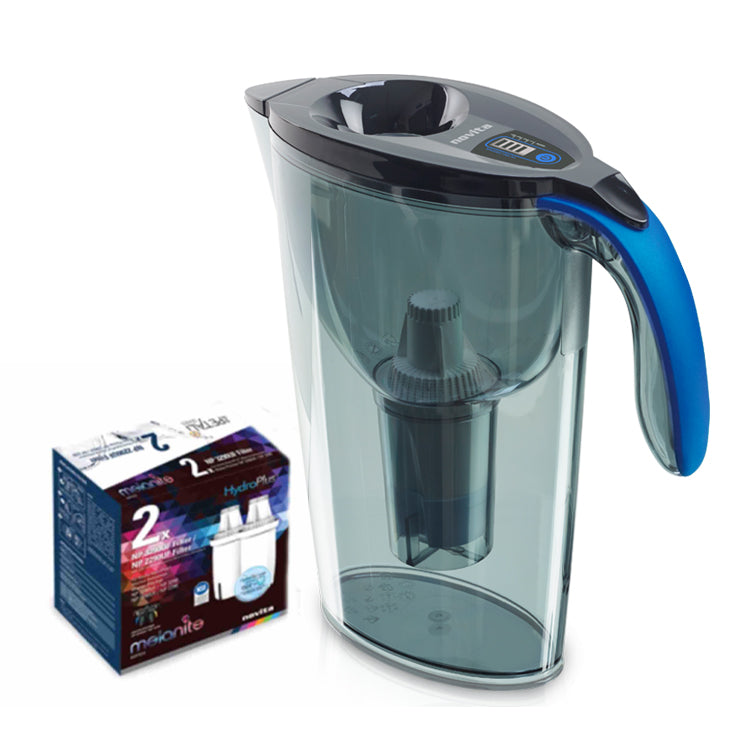 BUNDLE: NP3290UF HYDROPLUS WATER PITCHER & FILTER PACK