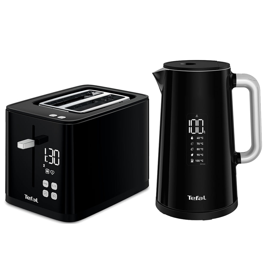 BUNDLE: KO8508 1.7L DIGITAL KETTLE & TT6408 DIGITAL TOASTER