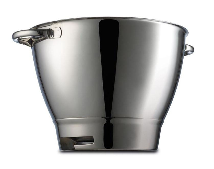 Chef Sized Stainless Steel Bowl with Handles 36385A