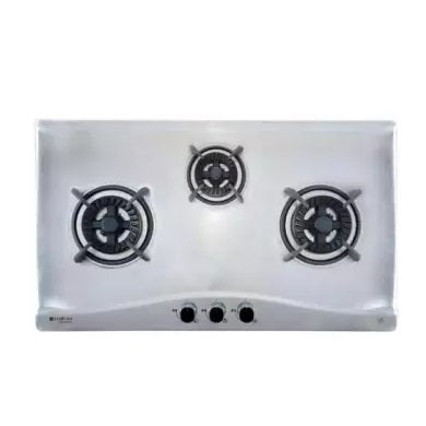 FH-GS5530 SVSS 3-BURNER STAINLESS STEEL GAS HOB FREE INSTALLATION WORTH$60