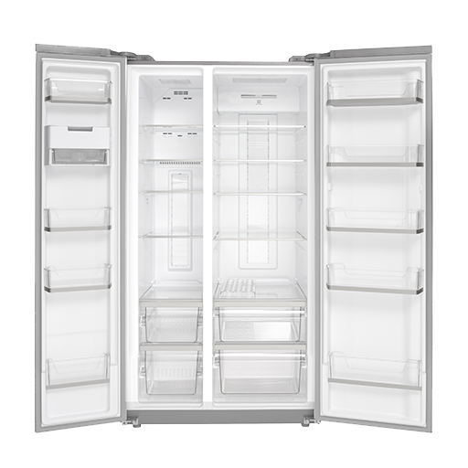 5WS21NIJVS 557L SIDE-BY-SIDE FRIDGE (2 TICKS)