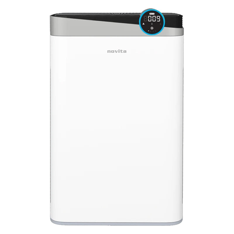 A4S 4-IN-1 AIR PURIFIER WITH 2 BOTTLES OF AIR PURIFYING SOLUTION CONCENTRATE