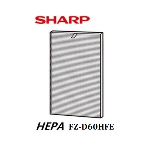 FZ-D60HFE REPLACEMENT HEPA FILTER