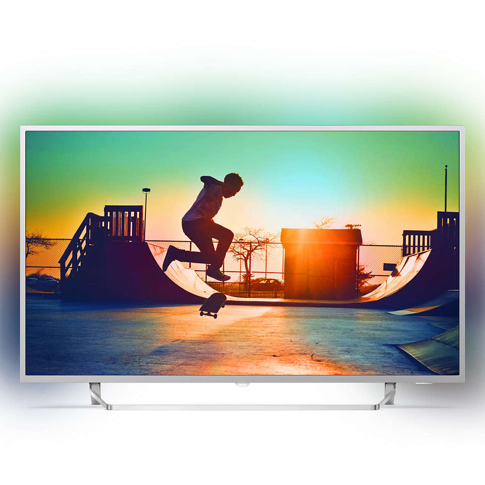 "55PUT7383 55"" 4K UHD SMART TV POWERED BY ANDROID"