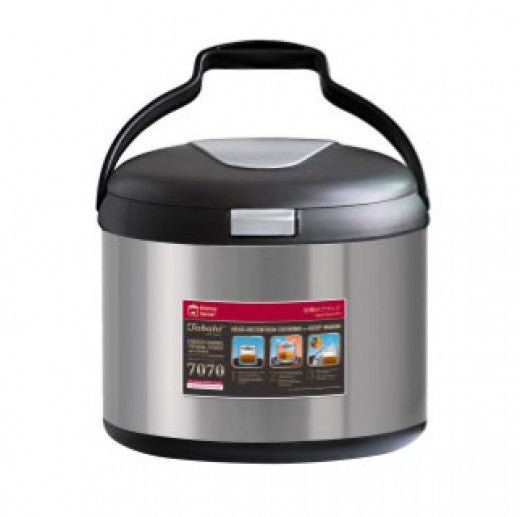 7070 6L ENERGY-SAVING THERMAL COOKER WITH WARMER