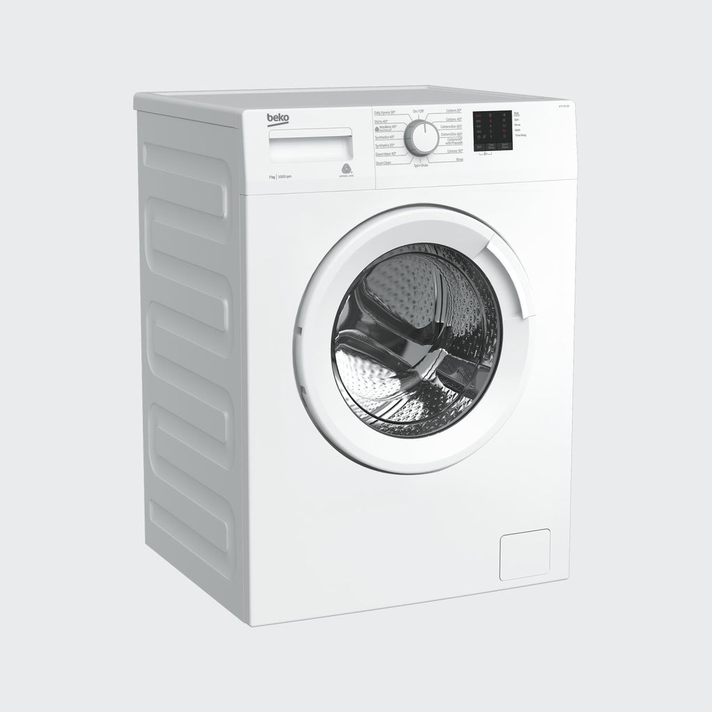 WTE7511B0 7KG FRONT LOAD WASHER (4 TICKS)