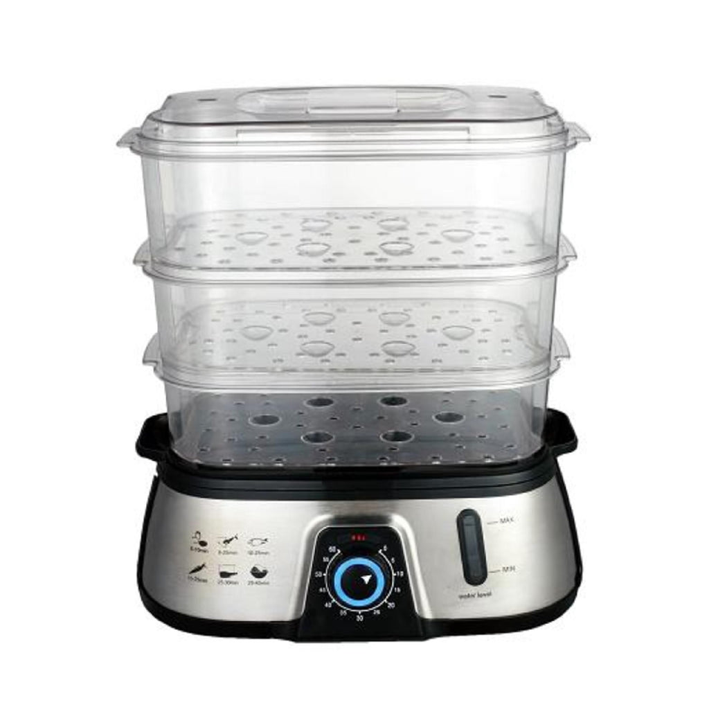CS202 3-TIER FOOD STEAMER